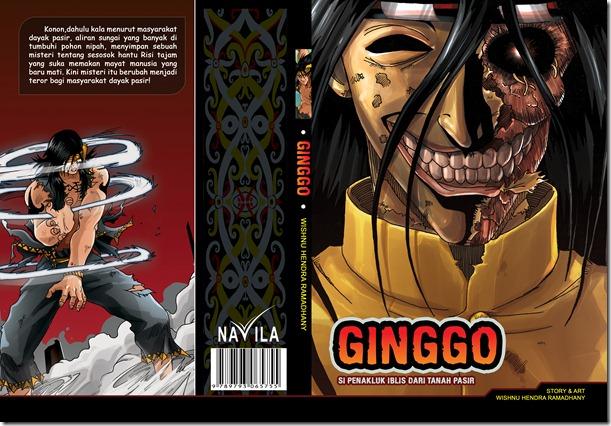 cover ginggo finish